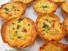 new ideas breakfast potatoes bacon Healthy Breakfast Muffins, Breakfast Bake, Breakfast Recipes, Hashbrown Breakfast Casserole, Breakfast Potatoes, Empanadas, Mini Quiches, Cooking Time, Cooking Recipes