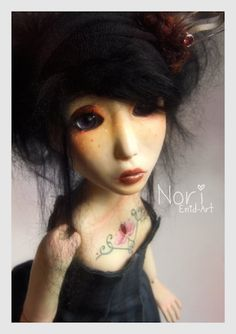 OOAK double jointed doll