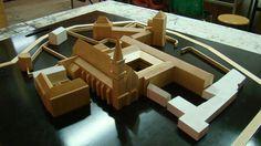 Benoit Stel / Maquette pédagogique de l'abbaye d'Ambronay / http://fr.linkedin.com/pub/benoit-stel/13/4a/2a5