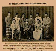 Pucuk pimpinan muhammadiyah 1938 - 1948