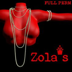Zola's Hand Knotted Pearls FULL PERM (5 lengths, 2 bracelets)