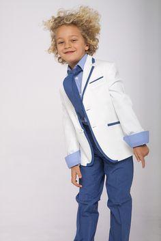 Resultado de imagem para vestito bambino elegante