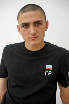 Gosha Rubchinskiy SS16 lookbook