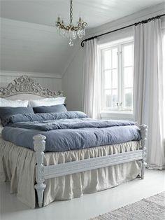 Et lite rom i et lite hus kan bli både herskapelig og storslagent med en kreativ og stilsikker eier.