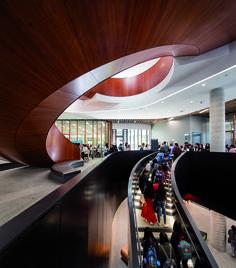 Gallery Of University Sydney Business School Woods Bagot