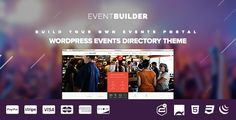 EventBuilder - WordPress Events Directory Theme - Directory & Listings Corporate http://themeforest.net/item/eventbuilder-wordpress-events-directory-theme/11715889?ref=bws999wt