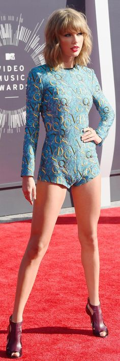 Taylor Swift mtv Awards 2014.
