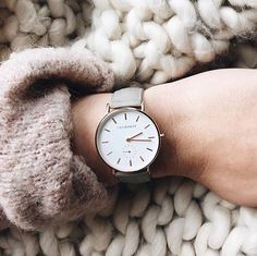 classic leather watch #thehorse