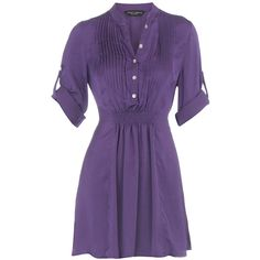 Purple satin pintuck shirt ($40) ❤ liked on Polyvore featuring tops, dresses, vestidos, shirts, blusas, women's clothing, pintuck top, pintuck shirt, pintucked shirt and vintage tops