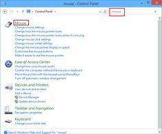 How to Adjust Touchpad of Your Toshiba Laptop - Toshiba Helpline Ireland Mice Control, Mouse Pointers, Ireland, Irish
