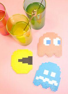 DIY PIXELS Movie Inspired Coasters & Giveaway!