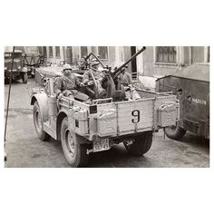 An Italian Desert Jeep Camionetta Desertica Fiat-SPA AS43, It was designed to provide fire support to motorized divisions of the Regio Esercito in  North Africa, it was used mainly after the armistice of Cassibile from the departments of the Esercito Nazionale Repubblicano (Republican National Army) and Guardia Nazionale Repubblicana (National Republican Guard). Pin by Paolo Marzioli