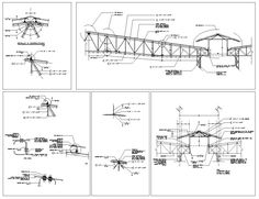 50 Best Steel Structure Details Cad Drawings Download Images On