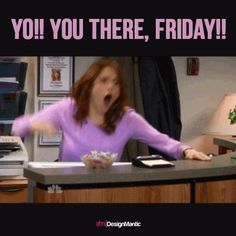 That moment when you walk out of work on Fridays!  Happy weekend peeps.