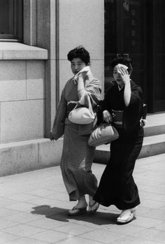 Tokyo 1958 by Marc Riboud