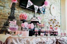 Festa rosa!