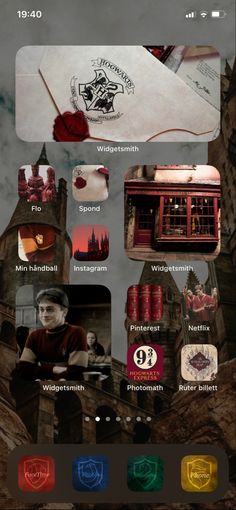 Iphone App Design, Iphone App Layout, Ios Design, Harry Potter Drawings, Harry Potter Pictures, Harry Potter Decor, Harry Potter Movies, Iphone Wallpaper App, Harry Potter Wallpaper