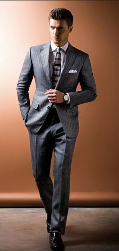 Perfect suit & style