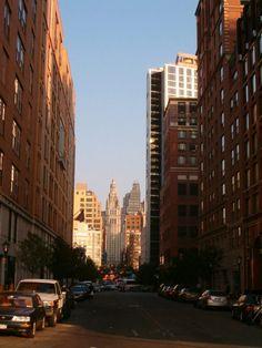 New York and its magic light. #NewYork