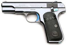Colt Firearms | Colt Pistols and Revolvers for Firearms Collectors - Model 1903 .32 ...