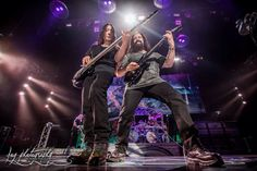 John Myung and John Petrucci!!!
