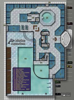 124 Best Shadowrun Floorplans images