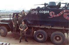 """""""King Cobra"""" Gun Truck ~ Vietnam"""