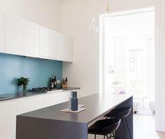 Cuisine ouverte - Alizee Dassonville Architecture