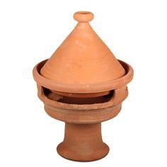 Holzkohle-Stöven - marokkanische Feuerstelle zum Kochen mit Tajinen. www.albena-shop.de Cookware, Fire Pit Screen, Morocco, Easy Meals, Cooking
