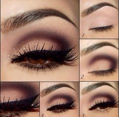 How to do eye makeup perfect