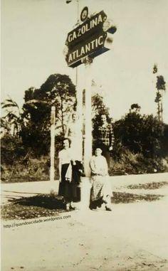 1931 - Avenida do Estado com rua da Mooca.