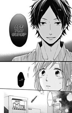 Nijiiro Days (MIZUNO Minami) 17 Page 31 - she can't lie, I heard her heart skipping a beat (or was if mine?)