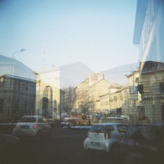 XXIV Maggiox2 by beatricegobbi, via Flickr Here you can see my eye on the world.  I shoot with the analogic Diana F+.
