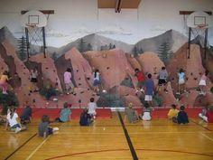 Elementary School Wallpaper Murals Ideas for Classroom Wall Decoration Ideas