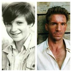 Ralph Fiennes transformation Tuesday