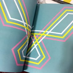 Paul Farrell Book featured on Print & Pattern