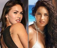 megan fox and barbara mori