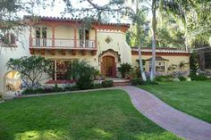 Another Paul R. Williams Spanish revival