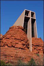 #Cricut - Travel Sedona Arizona - unique color contrast and shapes