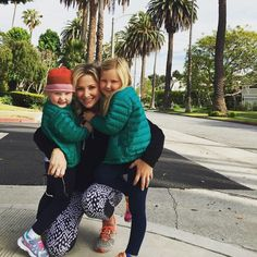 Jessica and Daughters
