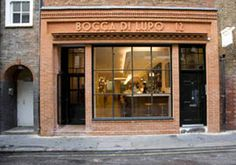 Bocca di Lupo  12 Archer Street  London W1D 7BB  +44 (0)20 7734 2223  boccadilupo.com    An affordable and delicious restaurant. Chef Jacob Kennedy recreates classic Italian dishes from Italy - from Sicily to Piedmont and back - with true authenticity. All the dishes on the menu, including appetizers, come in small and large portions. It's a popular place, so book ahead.