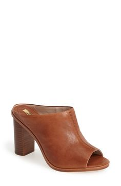 Louise et Cie 'Lorena' Open Toe Mule (Women) available at #Nordstrom