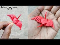Hello friends, I'm Bhushan welcome to My Crafts and Arts. I'm an Origami artist.I love making origami, paper crafting and amazing DIY crafts. Origami Rose, Origami Ball, Dragon Origami, Instruções Origami, Origami Modular, Origami Gifts, Origami And Kirigami, Paper Crafts Origami, Useful Origami