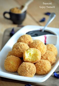 Search Results Papanasi Sweets Recipes, Baby Food Recipes, Cake Recipes, Cooking Recipes, Romanian Desserts, Romanian Food, Romanian Recipes, Delicious Desserts, Yummy Food