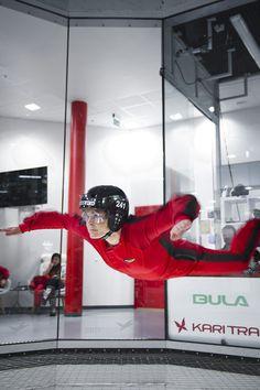 Indoorskydiving!