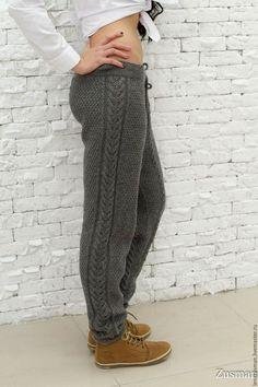 #handmade #trousers #handmade #shorts #shorts #pants #pantsPants, handmade shorts. ... - Crochet Pants, Knit Pants, Kleidung Design, Pants Pattern, Knit Fashion, Lounge Wear, Knitwear, Knitting Patterns, Trousers