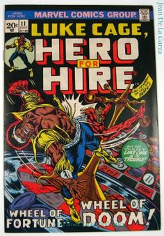 Luke Cage, Hero For Hire #11 Marvel Comics (1973) $7.00 + Shipping