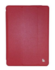 iPad Air Smart Case has a built in magnetic wake and sleep sensor. Close the case and the iPad automatically goes to sleep. Open it, and it wakes up. Ipad Air, Handmade Leather, Sleep