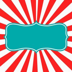 This blank sign would allow you to personalize your carnival or circus theme classroom! I could see this for student names, centers, cubbies, labeling parts of the room, or so much more! Carnival Signs, Circus Carnival Party, Circus Theme Party, School Carnival, Carnival Birthday Parties, Circus Birthday, Vintage Carnival, Carnival Games, Boy Birthday