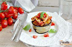 Una versione diversa per preparare la pasta alla norma ricetta tipica siciliana a base di melanzane e ricotta salata.